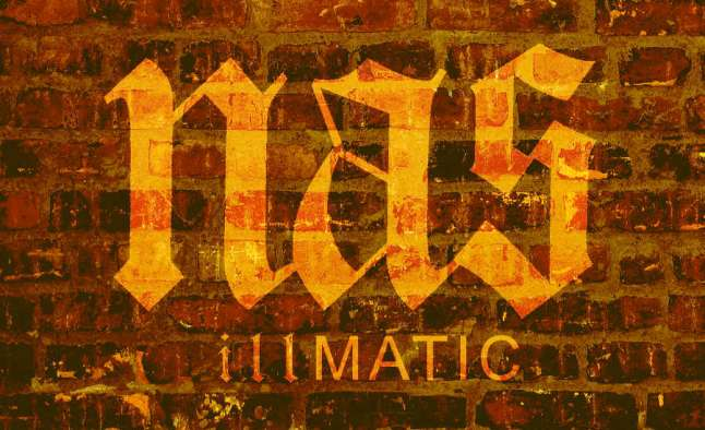 Nas - Illmatic