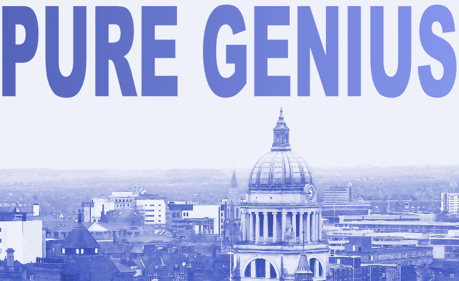 What Went Right With... UK Hip-Hop group Pure Genius? An image of Nottingham by whatwentrightwith.com