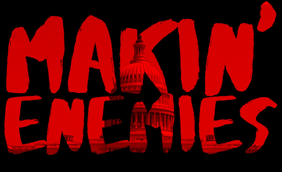 A review of Makin' Enemies by K-Rino from whatwentrightwith.com