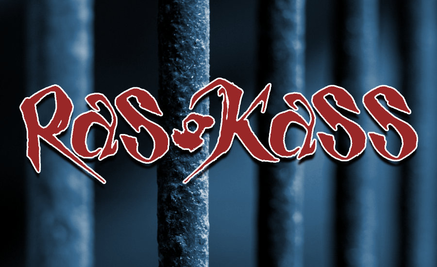 A close-up of prison bars to accompany the review of Soul On Ice by Ras Kass. By whatwentrightwith.com