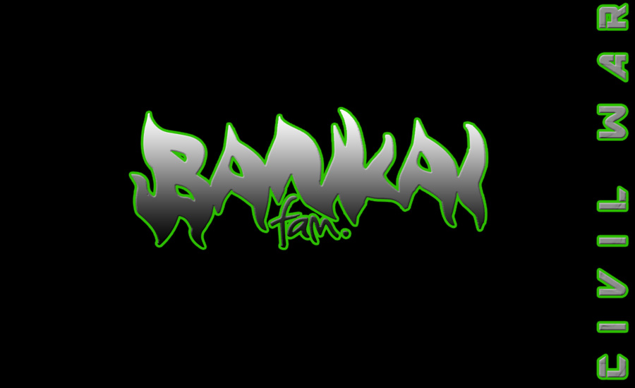 A review of Bankai Fam's Civil War mixtape by What Went Wrong Or Right With...? for whatwentrightwith.com