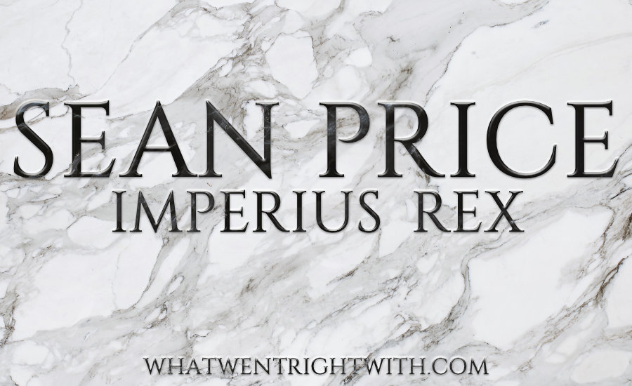 A review of Sean Price's posthumous album Imperius Rex by What Went Wrong Or Right With...? for whatwentrightwith.com