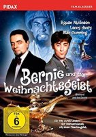 German DVD cover for Bernard And The Genie