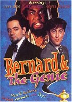 American DVD cover for Bernard And The Genie