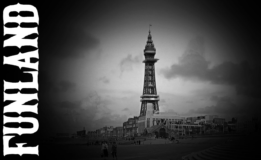 An image of Blackpool Tower for a review of 2005 TV Series Funland by What Went Wrong Or Right With...?