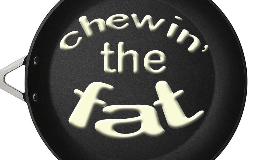 A review of sketch show Chewin' The Fat by What Went Wrong Or Right With...? for whatwentrightwith.com