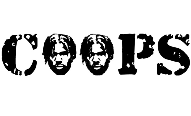 A logo for rapper Coops made with his image by What Went Wrong Or Right With...?