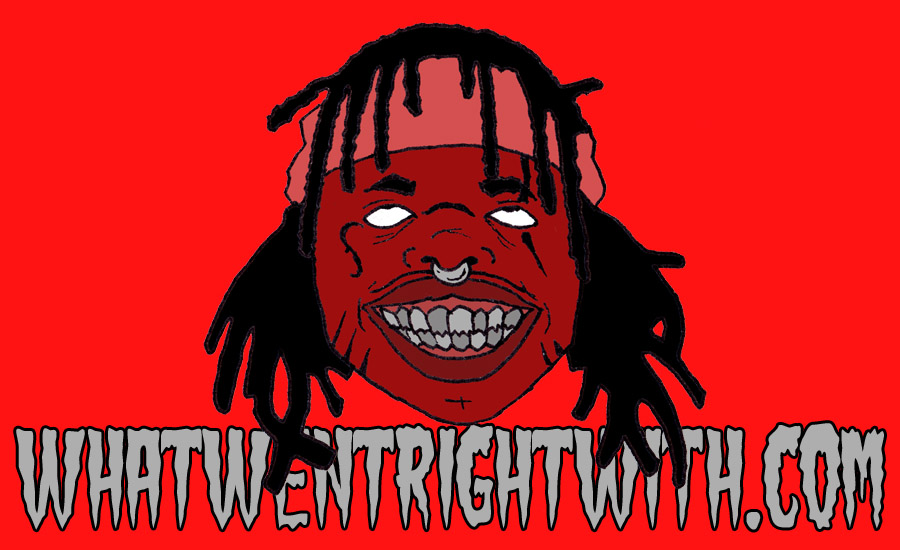 Caricature of ZillaKami by What Went Wrong Or Right With...?