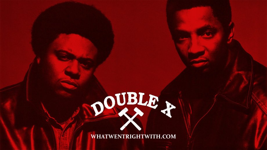 A review of Double X's 1995 album Ruff, Rugged & Raw