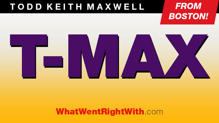 What Went Right With… T-Max?