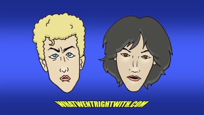 Read the related article - What Went Right With... Bill & ted's Excellent Adventure?