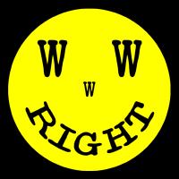 whatwentrightwith.com logo