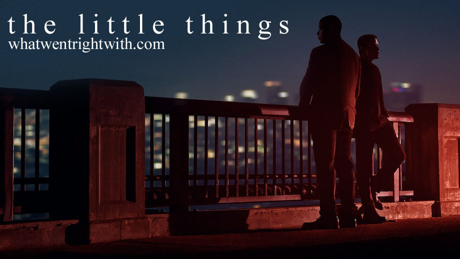 A review of The Little Things (2021)