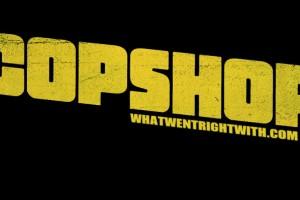 Copshop (2021) poster logo