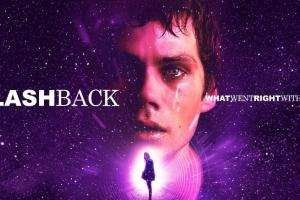 A poster for Flashback (2020)
